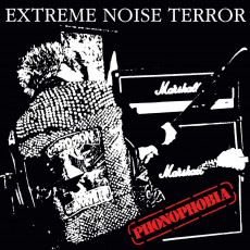 2LP / Extreme Noise Terror / Phonophobia / Vinyl / 2LP / Red / Limited