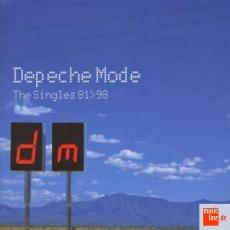 3CD / Depeche Mode / Singles 81-98 / 3CD