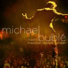 CD/DVD / Bublé Michael / Meets Madison Square Garden / CD+DVD