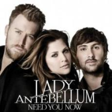 CD / Lady Antebellum / Need You Now