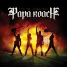 CD/DVD / Papa Roach / Time For Annihilation / CD+DVD