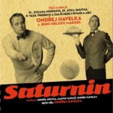 CD / Havelka Ondřej / Saturnin / Divadlo ABC