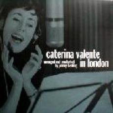 LP / Valente Caterina / Caterina Valente In London / Vinyl