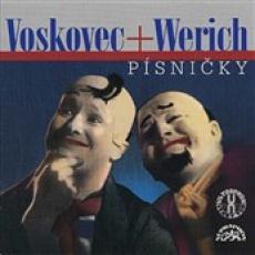 CD / Voskovec Jiří/Werich / Písničky