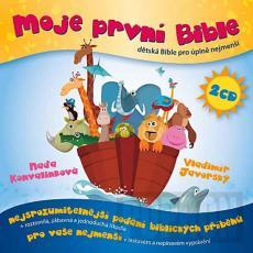 2CD / Bible / Moje první bible / Konvalinková / Javorský / 2CD