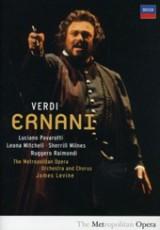 DVD / Verdi Giuseppe / Ernani / Pavarotti / Levine