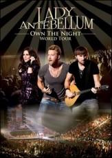 DVD / Lady Antebellum / Own The Night
