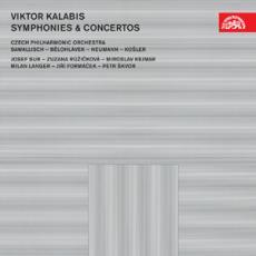 3CD / Kalabis Viktor / Symphonies & Concertos / 3CD