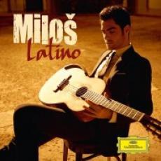 CD/DVD / Karadaglič Miloš / Latino Gold / CD+DVD
