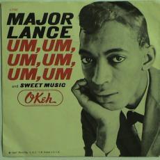 LP / Lance Major / Um Um Um Um Um Um / Vinyl