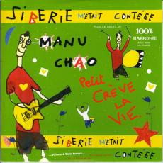 2LP/CD / Chao Manu / Siberie M'etait Contéee / Vinyl / 2LP+CD