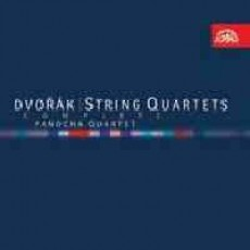 8CD / Dvořák Antonín / String Quartets Complete / 8CD Box