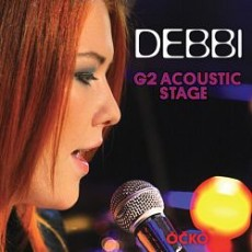CD/DVD / Debbi / G2 acoustic Stage / CD+DVD