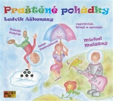 CD / Aškenazy Ludvík / Praštěné pohádky