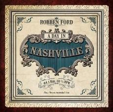 LP / Ford Robben / Day In Nashville / Vinyl