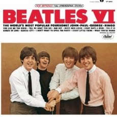 CD / Beatles / Beatles VI / U.S.Albums / Vinyl Replica