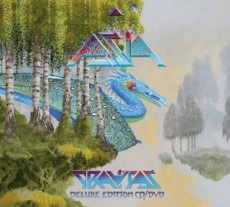 CD/DVD / Asia / Gravitas / Limited / CD+DVD / Digipack