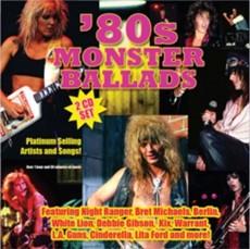 2CD / Various / 80's Monster Ballads / 2CD