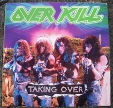 LP / Overkill / Taking Over / Vinyl