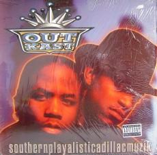 LP / Outkast / Southernplaylisticadillacmuzik / Vinyl