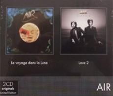 2CD / Air / Le Voyage Dans La Lune / Love 2 / 2CD