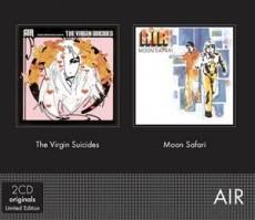 2CD / Air / Moon Safari / Virgin Suicide / 2CD