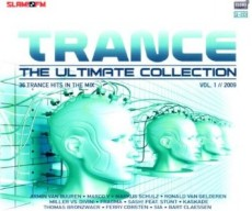 2CD / Various / Trance / Ultimate Collection / Vol.1 2009 / 2CD