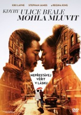 DVD / FILM / Kdyby ulice Beale mohla mluvit
