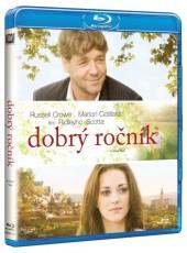 Blu-Ray / Blu-ray film /  Dobrý ročník / Good Year / Blu-Ray