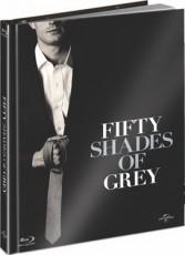 2Blu-Ray / Blu-ray film /  Padesát odstínů šedi / Digibook / 2Blu-Ray
