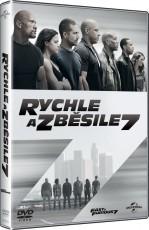 DVD / FILM / Rychle a zběsile 7 / Furious 7