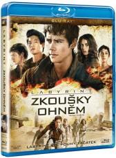Blu-Ray / Blu-ray film /  Labyrint;Zkoušky ohněm / Blu-Ray