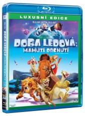 3D Blu-Ray / Blu-ray film /  Doba ledová 5:Mamutí drcnutí / 3D+2D 2Blu-Ray