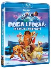 Blu-Ray / Blu-ray film /  Doba ledová 5:Mamutí drcnutí / Blu-Ray