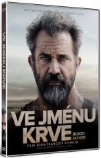 DVD / FILM / Ve jménu krve / Blood Father