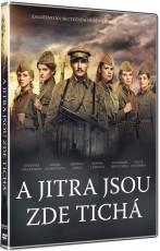 DVD / FILM / A jitra jsou zde tichá / 2015