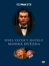 DVD / HUMOR / Semafor:Dnes večer v hotelu Modrá hvězda