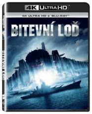 UHD4kBD / Blu-ray film /  Bitevní loď / Battleship / UHD+Blu-Ray