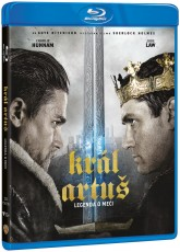 Blu-Ray / Blu-ray film /  Král Artuš:Legenda o meči / Legend Of The Sword