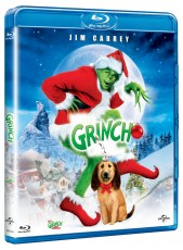 Blu-Ray / Blu-ray film /  Grinch / 2000 / Blu-Ray