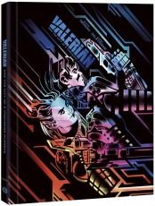 DVD / FILM / Valerian a město tisíce planet / Mediabook