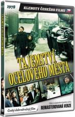 DVD / FILM / Tajemství ocelového města