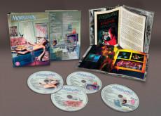 CD/BRD / Marillion / Fugazi / 3CD+Blu-Ray