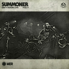 CD / Summoner / Day Of Doom Live / Digipack