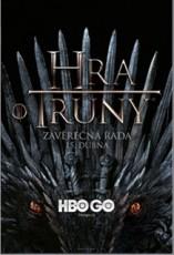 3Blu-Ray / Blu-ray film /  Hra o trůny 8.série / Game Of Thrones 8 / 3Blu-Ray