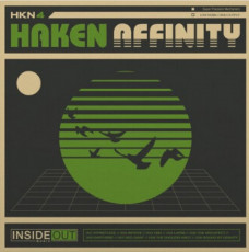 2LP/CD / Haken / Affinity / Vinyl / 2LP+CD