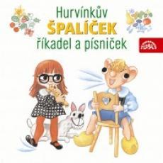 2CD / Hurvínek / Hurvínkův špalíček říkadel a písniček / 2CD
