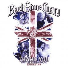 CD/BRD / Black Stone Cherry / Thank You - Livin' Live / CD+BRD / Digipack