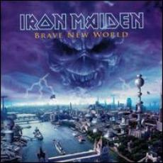 CD / Iron Maiden / Brave New World