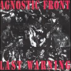 CD / Agnostic Front / Last Warning